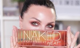 Naked Heat Make up Tutorial