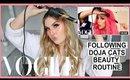 FOLLOWING Doja Cat's Guide to E-Girl Beauty 💕 Vogue Recreation