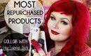Most Repurchased Beauty Products Collab With HeySabrinaFaith | ShanShortcakeBeauty