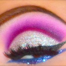 Barbie And Glitter!!