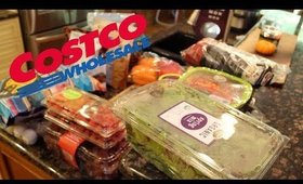 Healthy Costco Produce Haul!