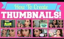 How To Create A YouTube Thumbnail With PicMonkey Tutorial 2015!