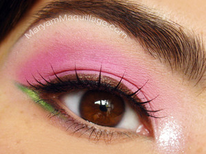 Cherry Blossom Eyes http://www.maryammaquillage.com/2012/03/chinese-secret-garden.html