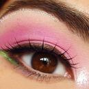 Cherry Blossom Eyes