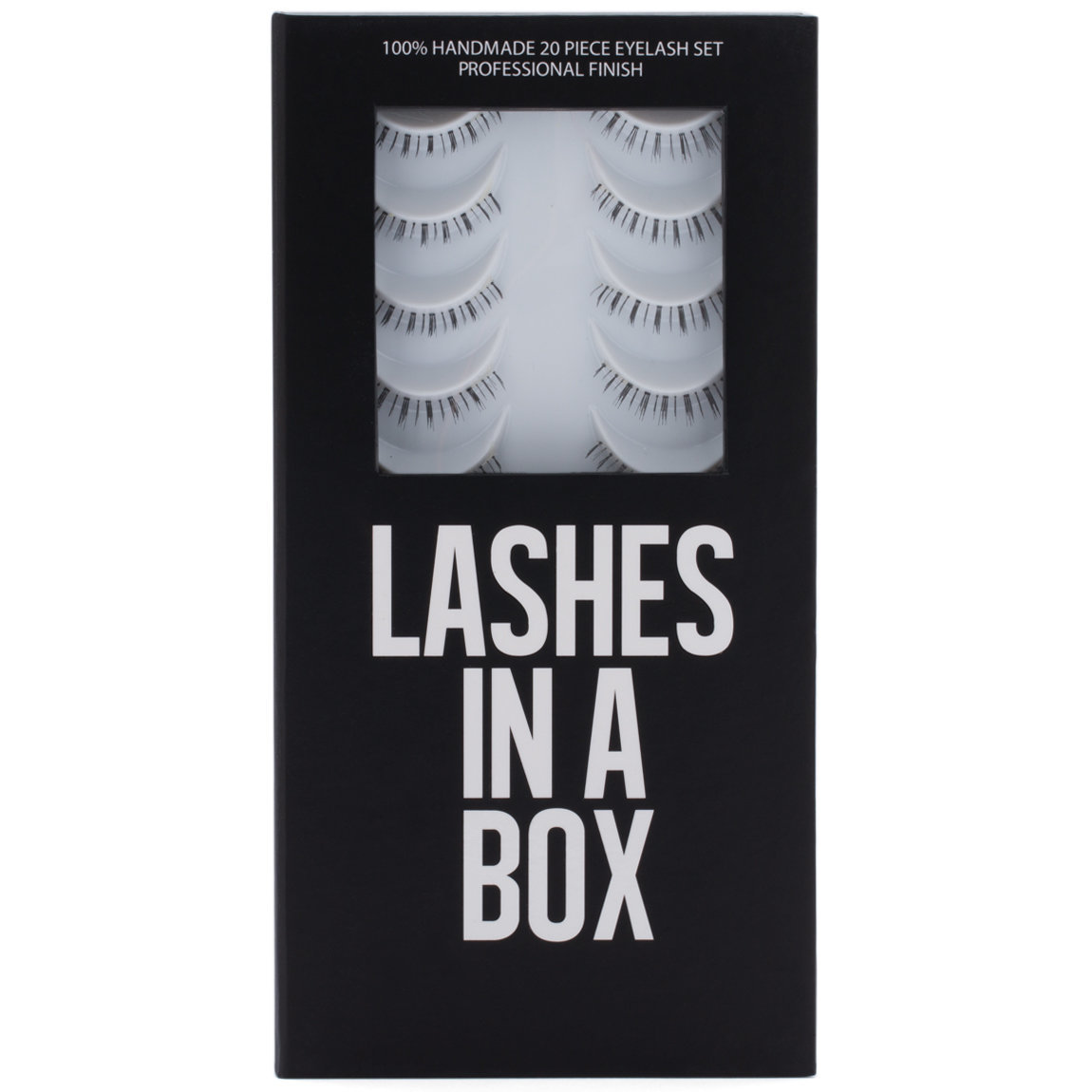 LASHES IN A BOX Lower Lash N°2 product swatch.