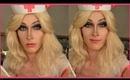 Drag Queen Nurse Transformation