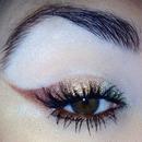 Shimmer cat eye