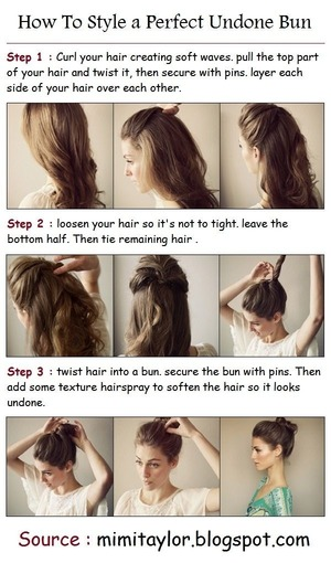 Get Busy: 20 Sporty Hairstyles for You  |Athletic Hair Buns