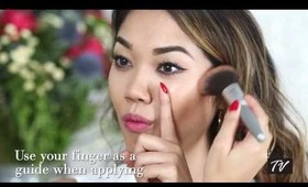 How-To Apply Bronzer
