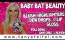 Baby Bat Beauty | Mini Haul | Demo | Swatches |  Review | Tanya Feifel-Rhodes