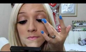 HOW TO: APPLY FAKE LASHES