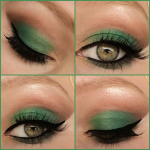 I hope you like it! I used my 88 palette from ebay and the lashes are also from ebay. This look would be gorgeous with brown eyes. Instagram: http://instagram.com/elinef92 Blog: http://themakeuphotspot.nl
