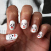 Marilyn Monroe Nail Art Decals