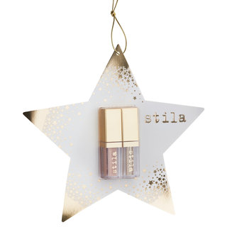 Stila Stila Double Dip and Glitter & Glow Ornament