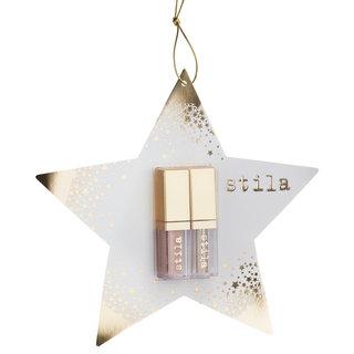 Stila Double Dip and Glitter & Glow Ornament
