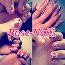 Rose-Nails :)