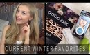 MY CURRENT WINTER FAVORITES | TheStylesMeow