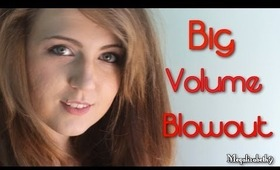 Big Volume Blowout Smooth Hairstyle Perfect for Christmas (Collab with Laura7383)