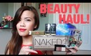 HUGE Beauty Haul! - April 2012