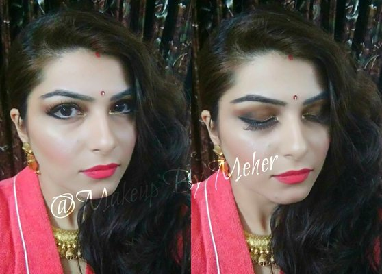 Makeup by Meher C.