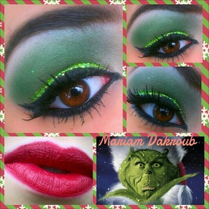 Based off of the Grinch.