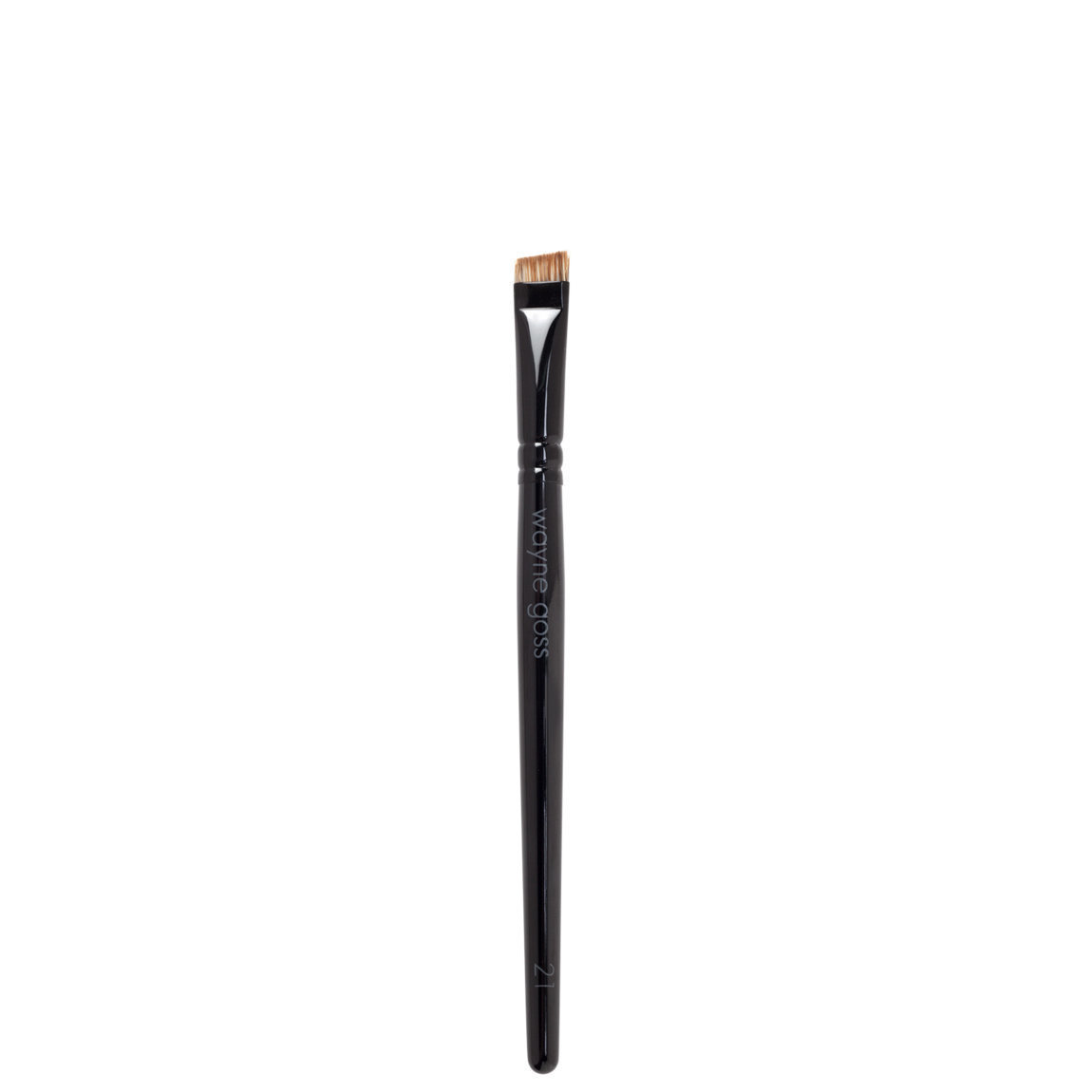 Wayne Goss Brush 21 Eyebrow Brush product swatch.