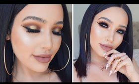 Get Ready With Me | Bronzey Summer Makeup ♡
