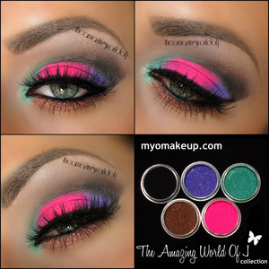 This look was fully created with my own collection, available here: