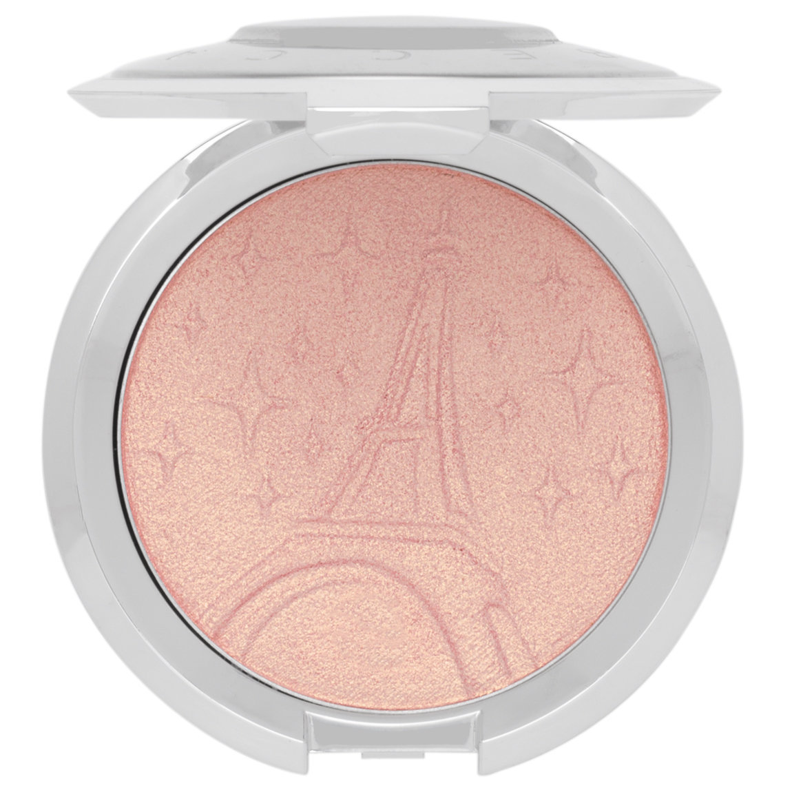 BECCA Shimmering Skin Perfector Pressed Parisian Lights product smear.