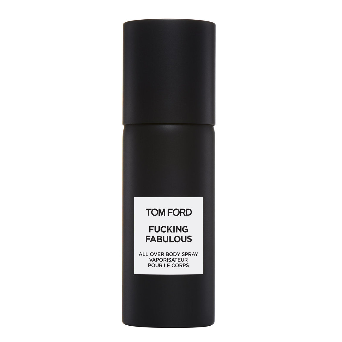 TOM FORD Fucking Fabulous All Over Body Spray product smear.