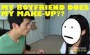 My Boyfriend Does My Make-up?? + 15,000 subbies!