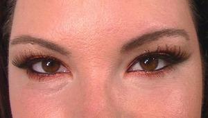 Indian Bridal Makeup Open Eyes