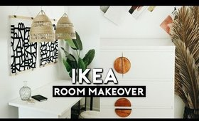 IKEA HACKS EXTREME ROOM MAKEOVER 2020! (CHEAP & SIMPLE)