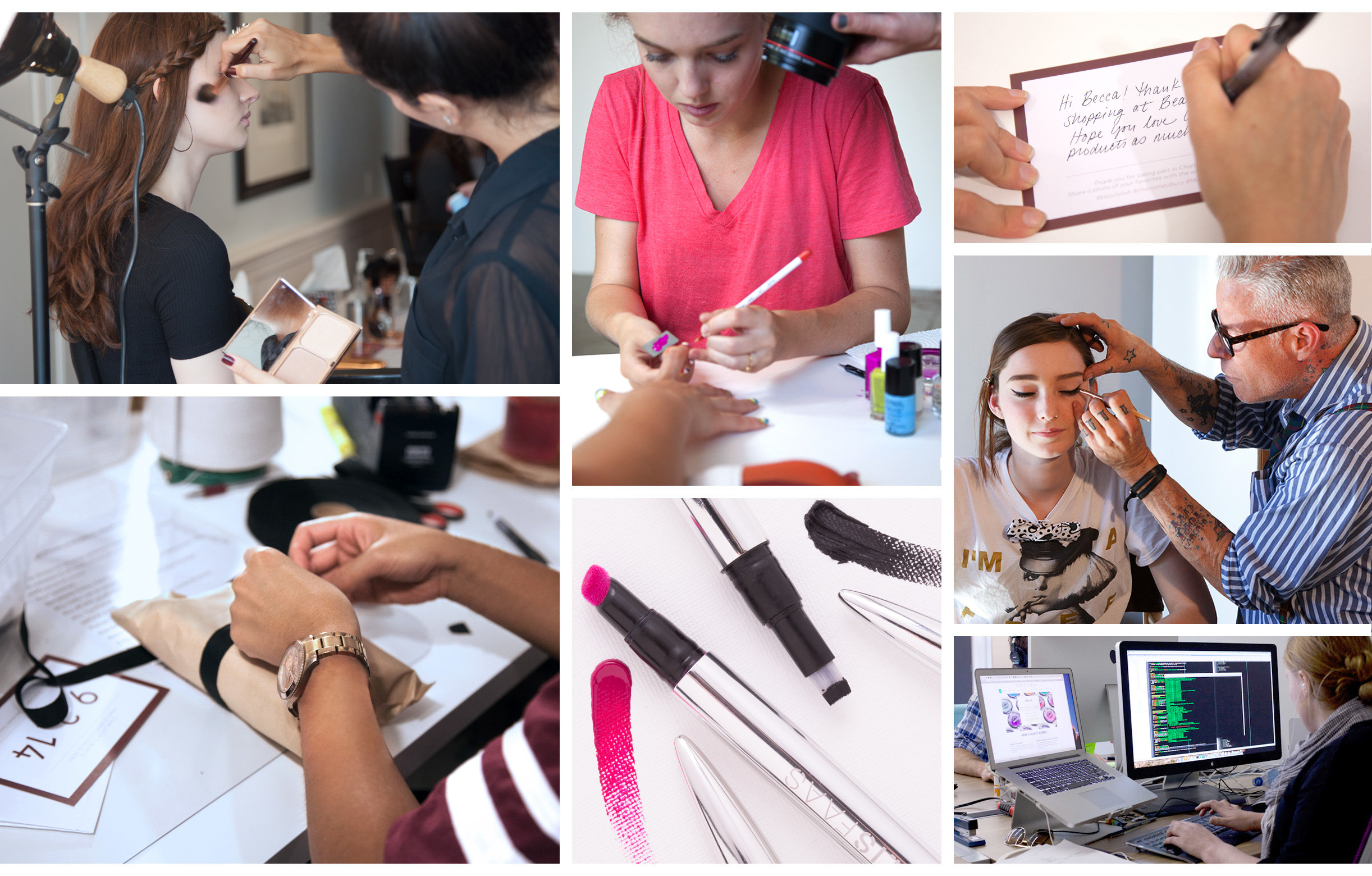 Life at Beautylish Collage