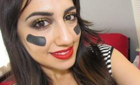 Super Bowl Makeup 49ers