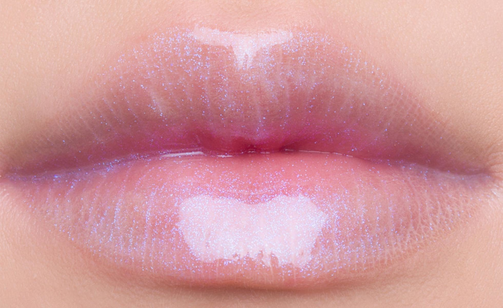 Pictured: Kevyn Aucoin Glass Glow Lip in Crystal Clear