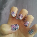 Splatter Paint Nails!