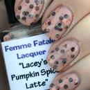 Lacey's Pumpkin Spice Latte by Femme Fatale Lacquer