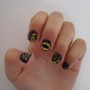 Batman with PackAPunchPolish's tutorial