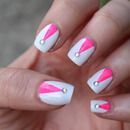 White HOT Nail Art
