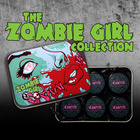 Concrete Minerals The Zombie Girl Collection