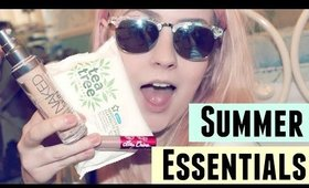Summer Essentials 2016! | Jambers8