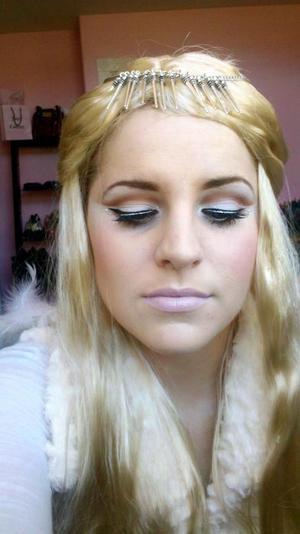 Angel/Ice Princess  http://www.youtube.com/watch?v=P_OwEdW907o