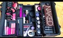 What's in my Sephora Makeup Train Case : Makeup Collection