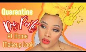 Hot Girl Summer Look | Elf Bite Size Palette | @leiydbeauty