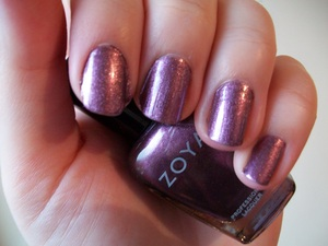Zoya Rea Nail Polish  This polish is part of my 'Top 10 Autumn/ Fall & Winter Nail Polishes' blog post. Please click on the link below to read the full list!  http://www.mazmakeup.blogspot.com