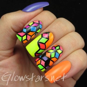 Read the blog post at http://glowstars.net/lacquer-obsession/2015/05/the-digit-al-dozen-does-geometric-brights/
