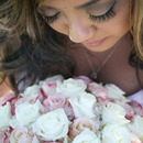 Beautiful Fall Bride with Spring Colors in San Diego