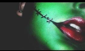 Frankies Lady (Frankenstein's Monster Inspired Tutorial)