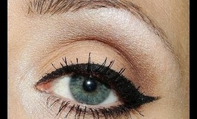 Soft Brown Look using Borghese Mineral Eyeshadow Palette - Requested